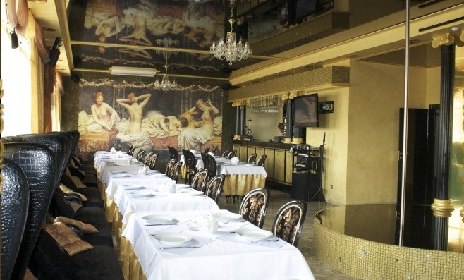 Ресторан Gold Room - фотография 1