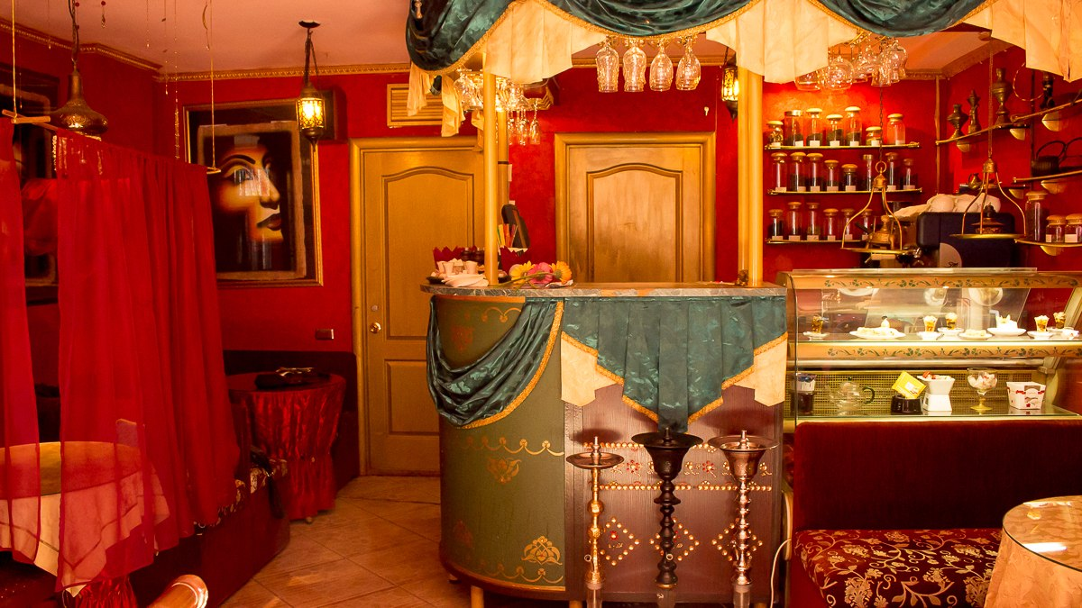 Ресторан Лампа Алладина - фотография 5