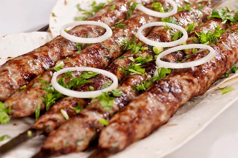 Ресторан Шашлычный рай - фотография 12