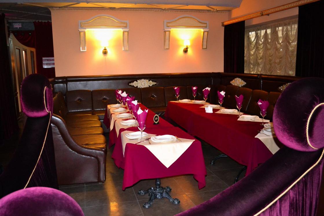 Ресторан Gorkiy - фотография 7