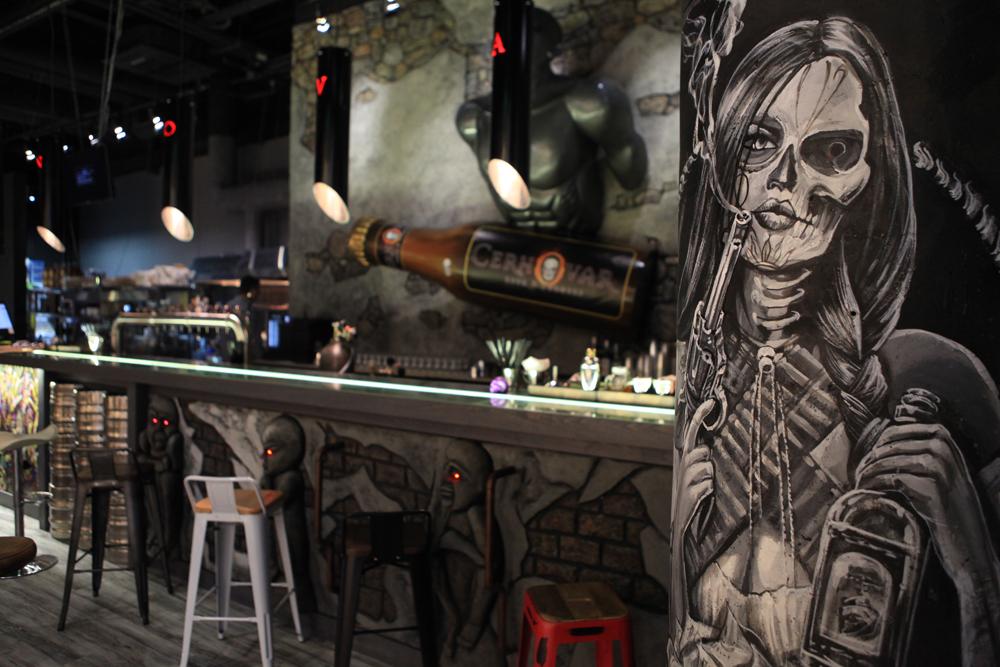 Ресторан Cernovar Bar Beer & Burgers - фотография 5