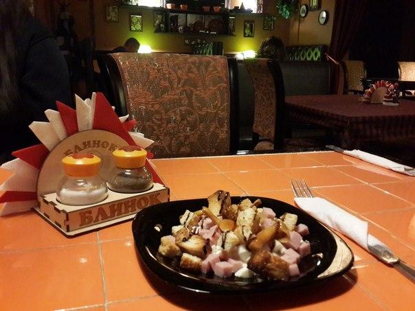 Ресторан Блинок - фотография 4
