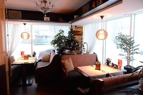 Ресторан Теплые коты - фотография 4