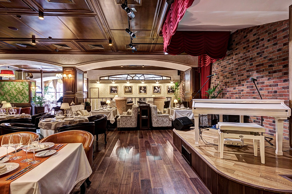 Ресторан Sabor de la vida de Patrick - фотография 27