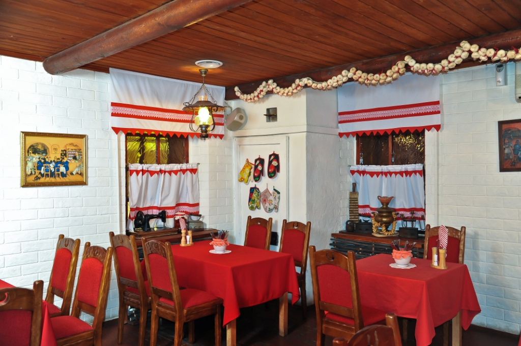Ресторан Подкова - фотография 6