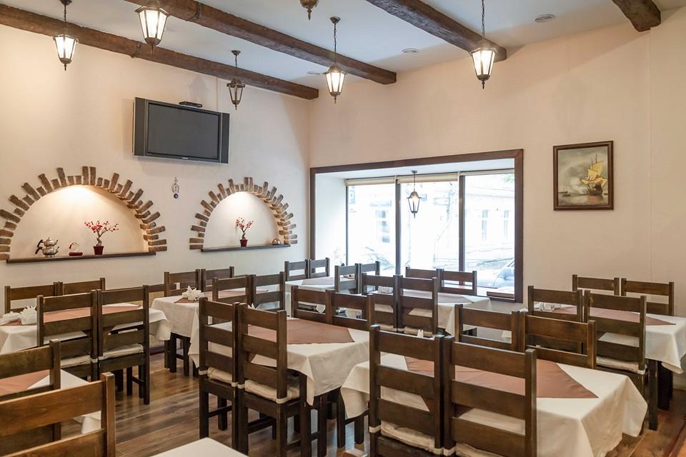 Ресторан Sofra - фотография 12