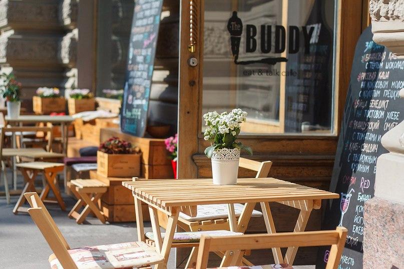 Ресторан The Buddy Café - фотография 4