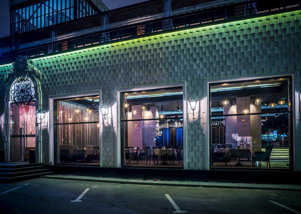 Ресторан Шелк - фотография 24 - Фасад