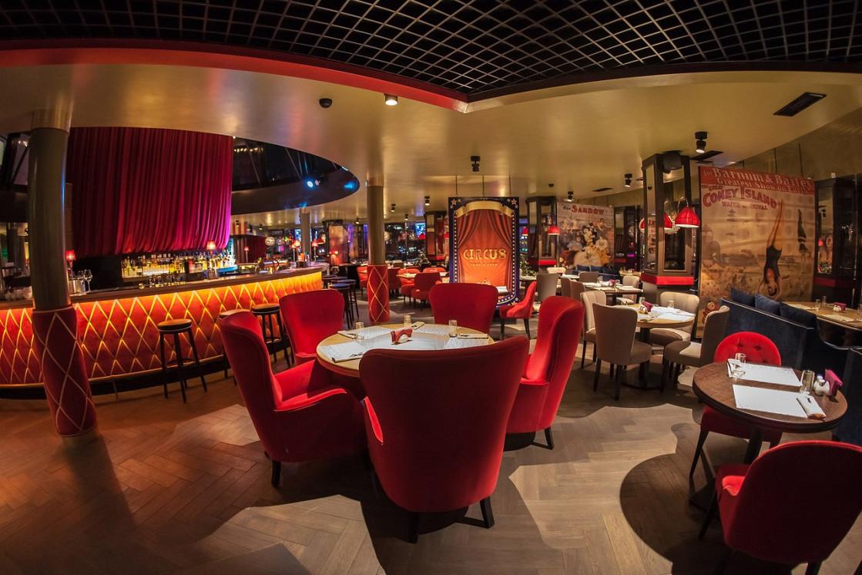 Ресторан Circus - фотография 4