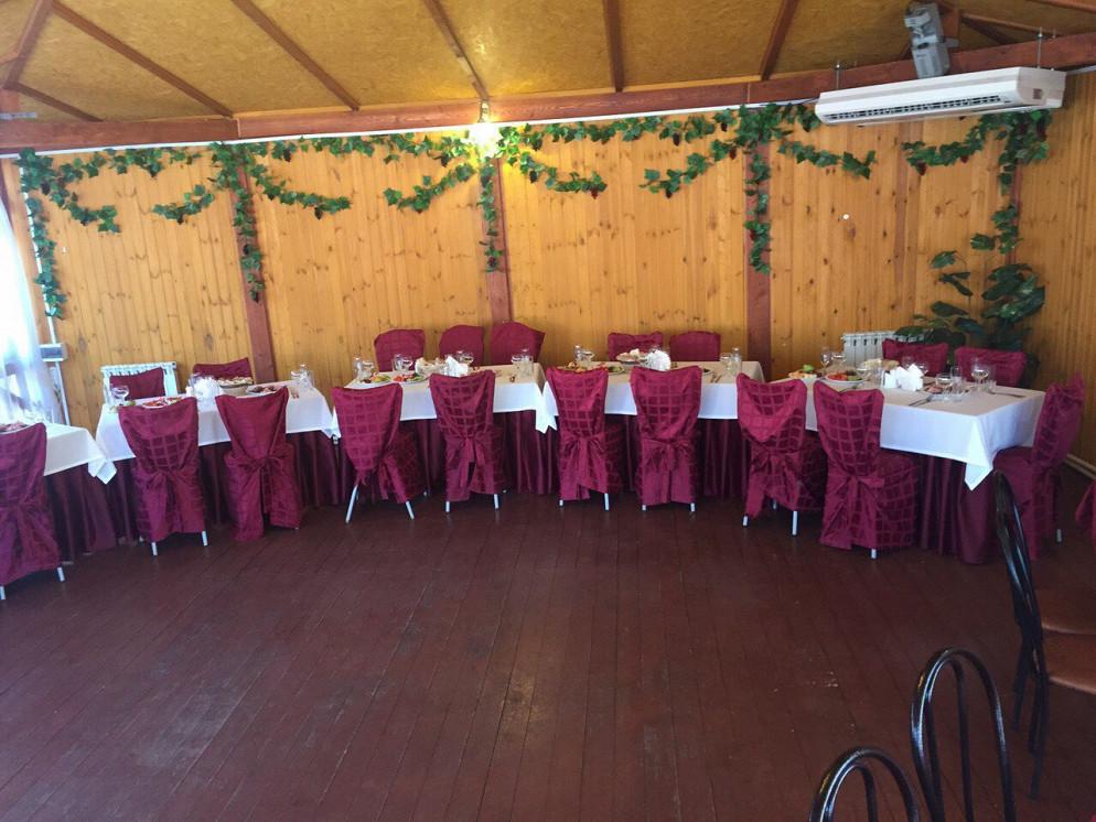 Ресторан Уютный дворик - фотография 4