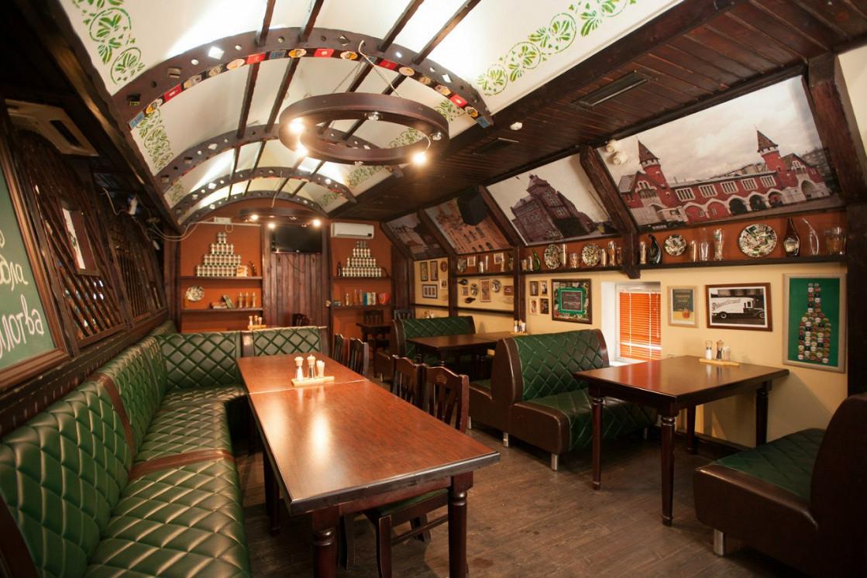 Ресторан Сибирская корона - фотография 6