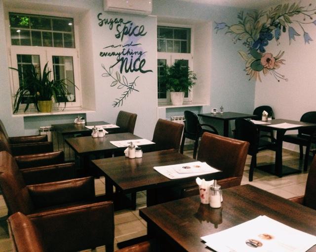 Ресторан Milk Bar - фотография 4 - Интерьер
