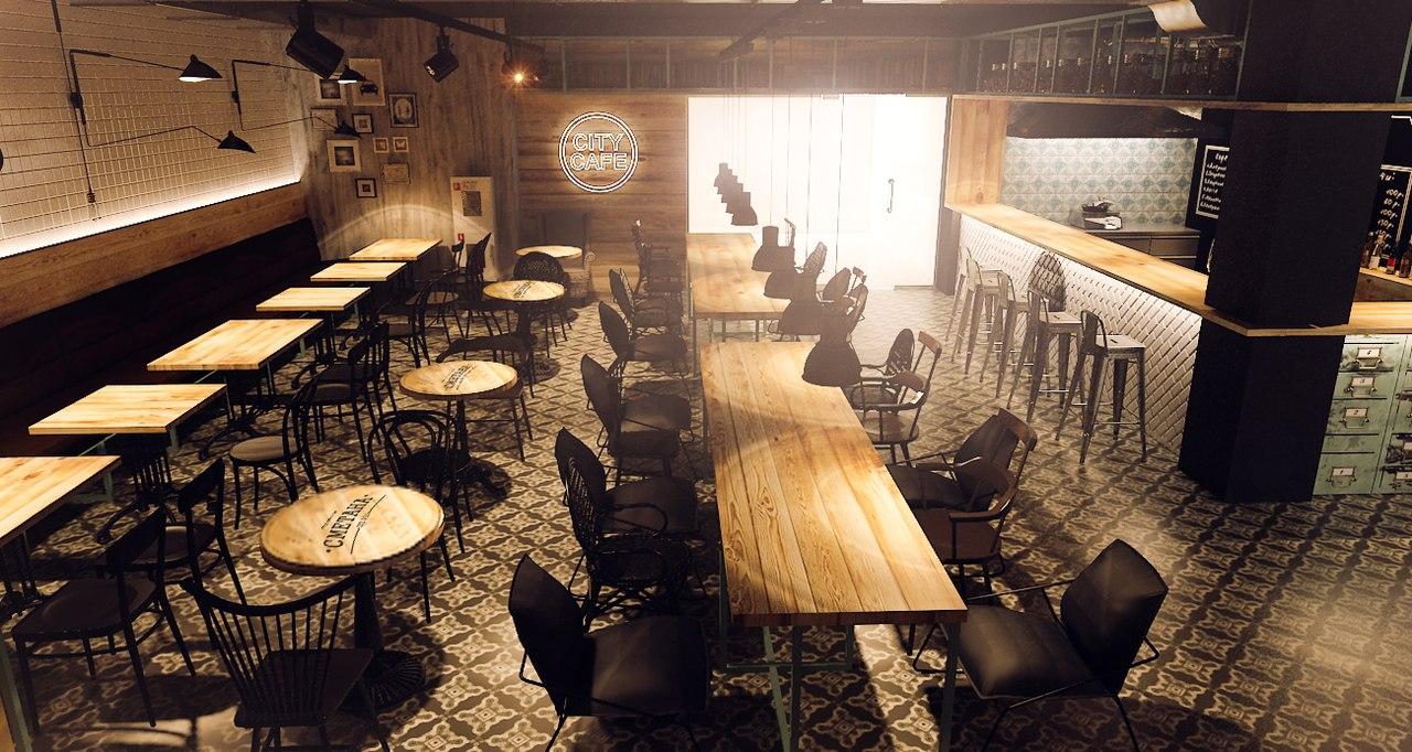 Ресторан Сметана - фотография 4