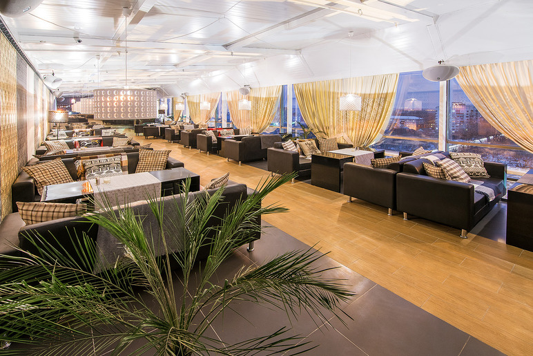 Ресторан Воздух - фотография 3