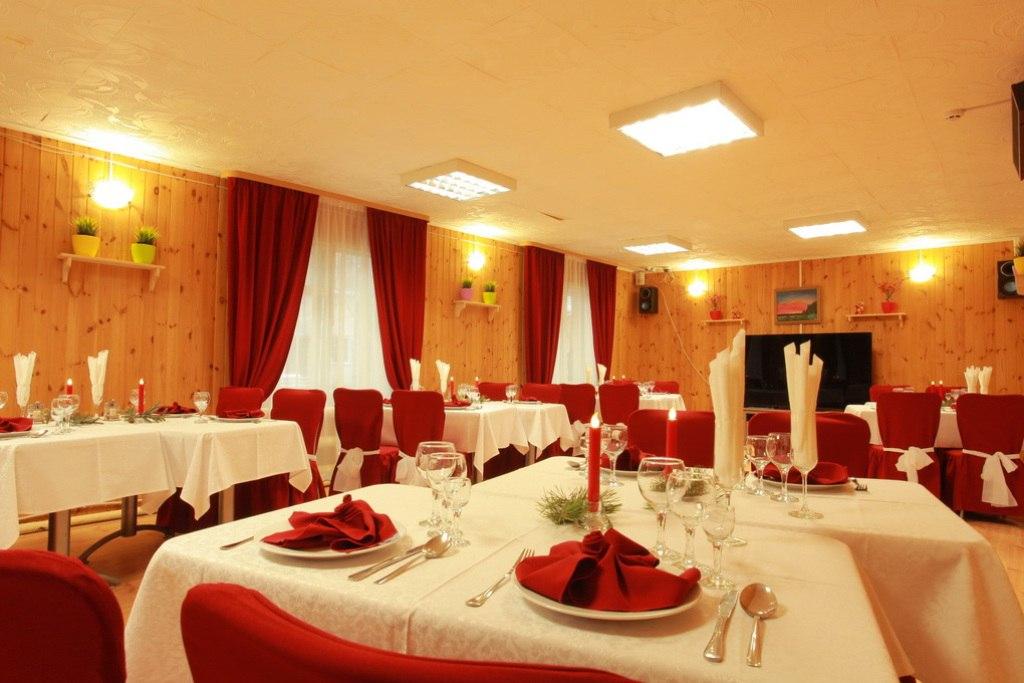 Ресторан Белый парус - фотография 4