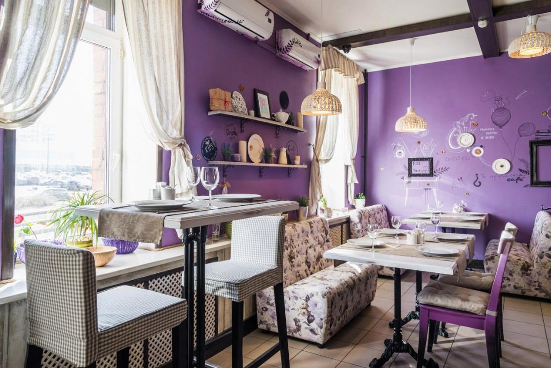 Ресторан Лаванда - фотография 5