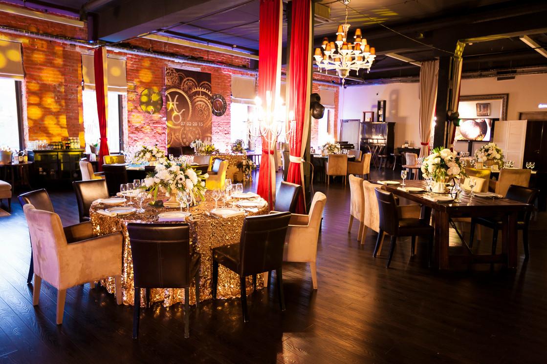 Ресторан Октябрь Event Hall - фотография 9