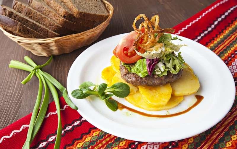 Ресторан Старый амбар - фотография 11