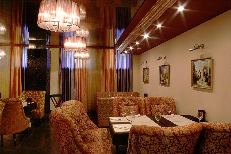 Ресторан Biscuit - фотография 2