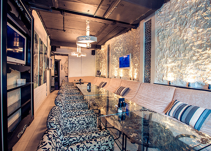 Ресторан Бумага - фотография 14