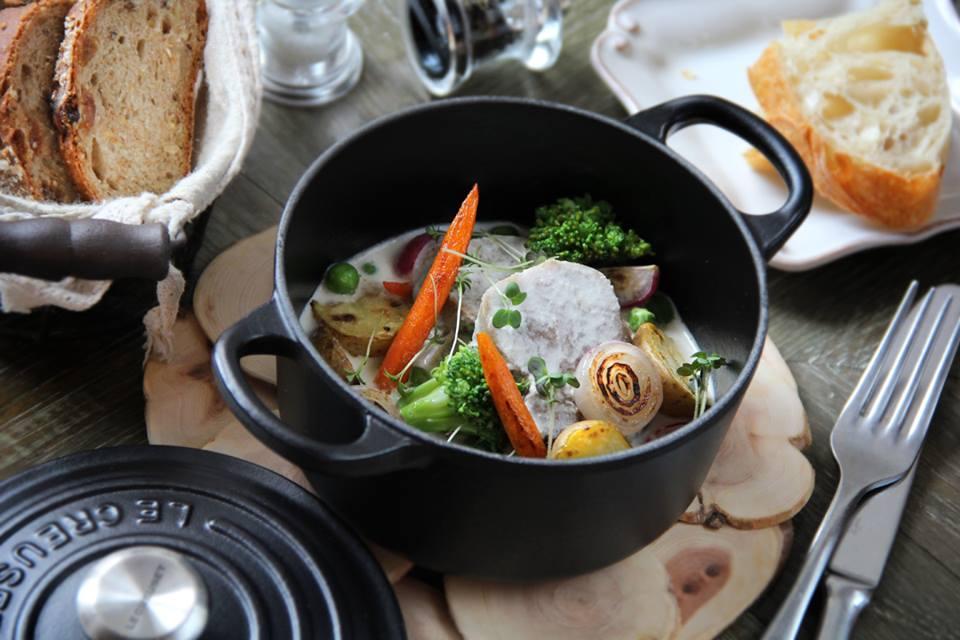 Ресторан Café de arts - фотография 7