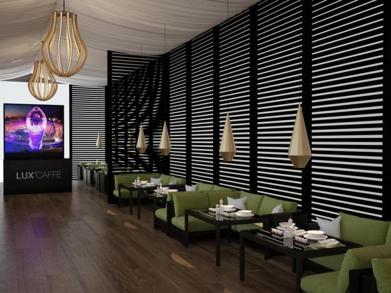 Ресторан Lux - фотография 3