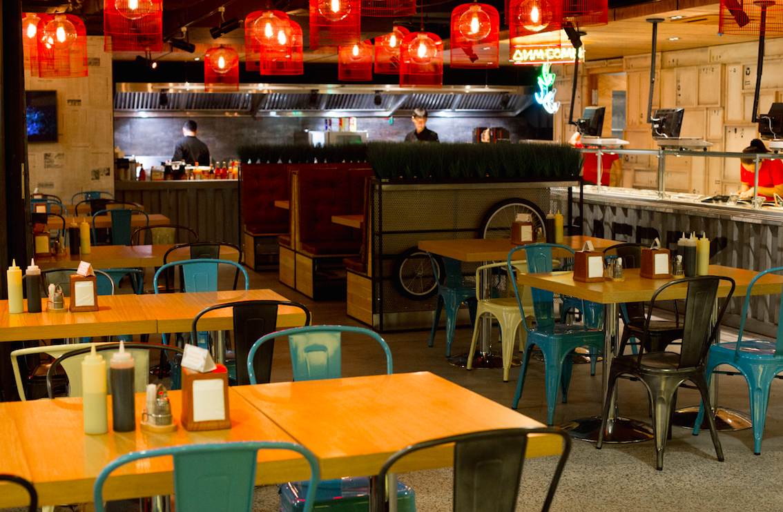 Ресторан United Asia - фотография 4
