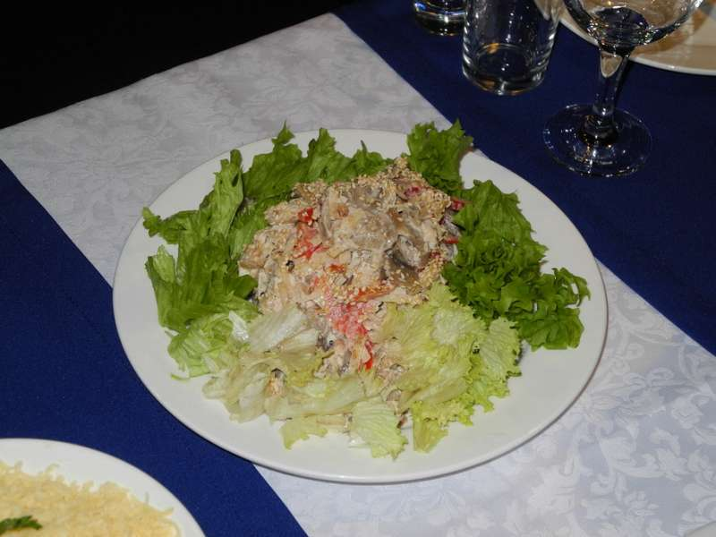 Ресторан Айсберг - фотография 9