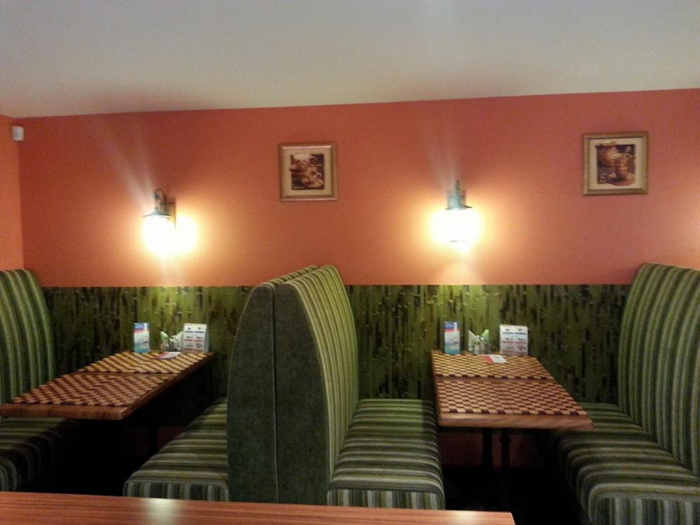 Ресторан Бамбуши - фотография 5