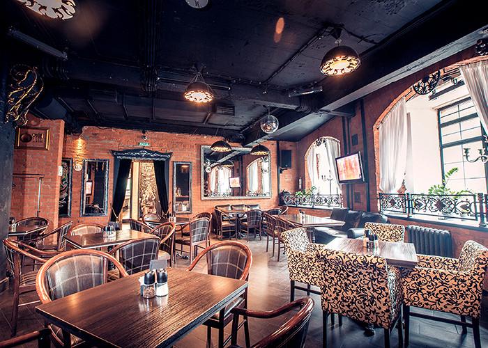 Ресторан Бумага - фотография 6