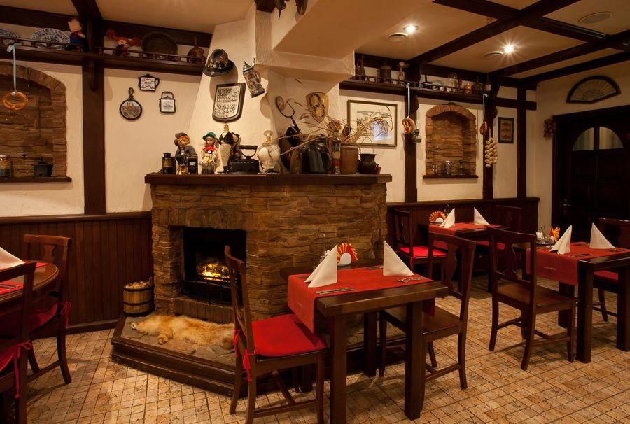 Ресторан Лиса и фазан - фотография 5