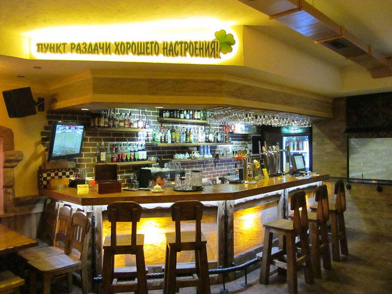 Ресторан Ирландец - фотография 4