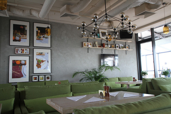 Ресторан Gazon - фотография 8