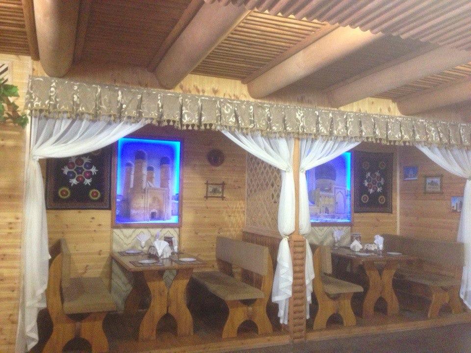 Ресторан Регистан - фотография 8