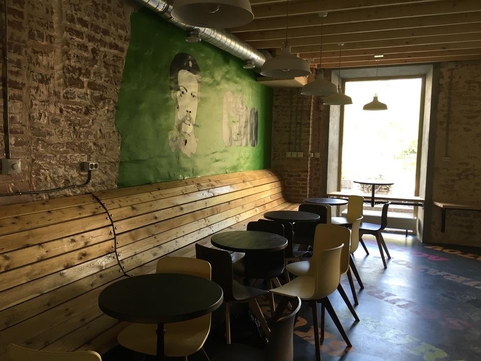 Ресторан Skuratov Coffee - фотография 1