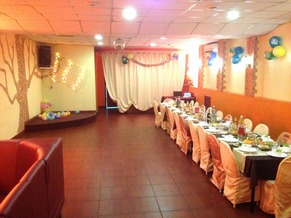 Ресторан Огни Сибири - фотография 1