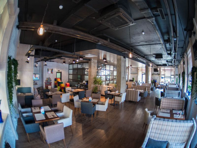 Ресторан Roni Makaroni - фотография 2