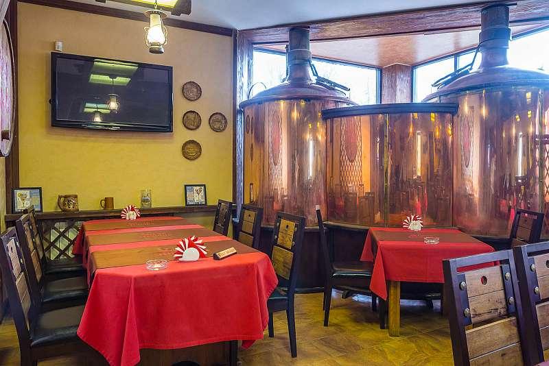 Ресторан Фрау Марта - фотография 25