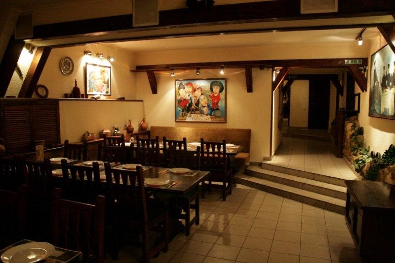 Ресторан Вахтангури - фотография 10