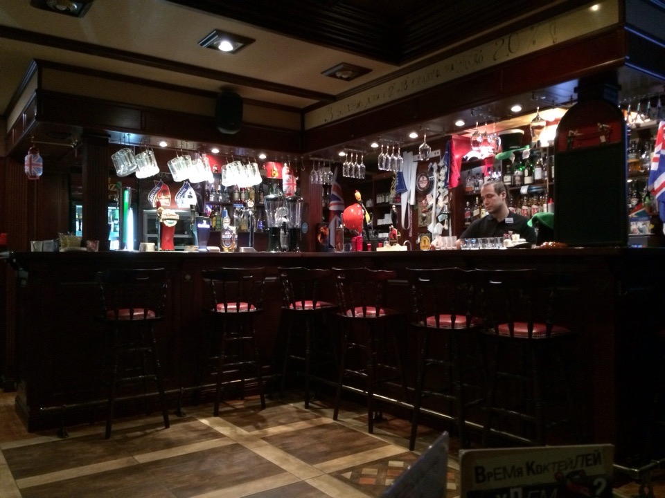Ресторан The Booze - фотография 2