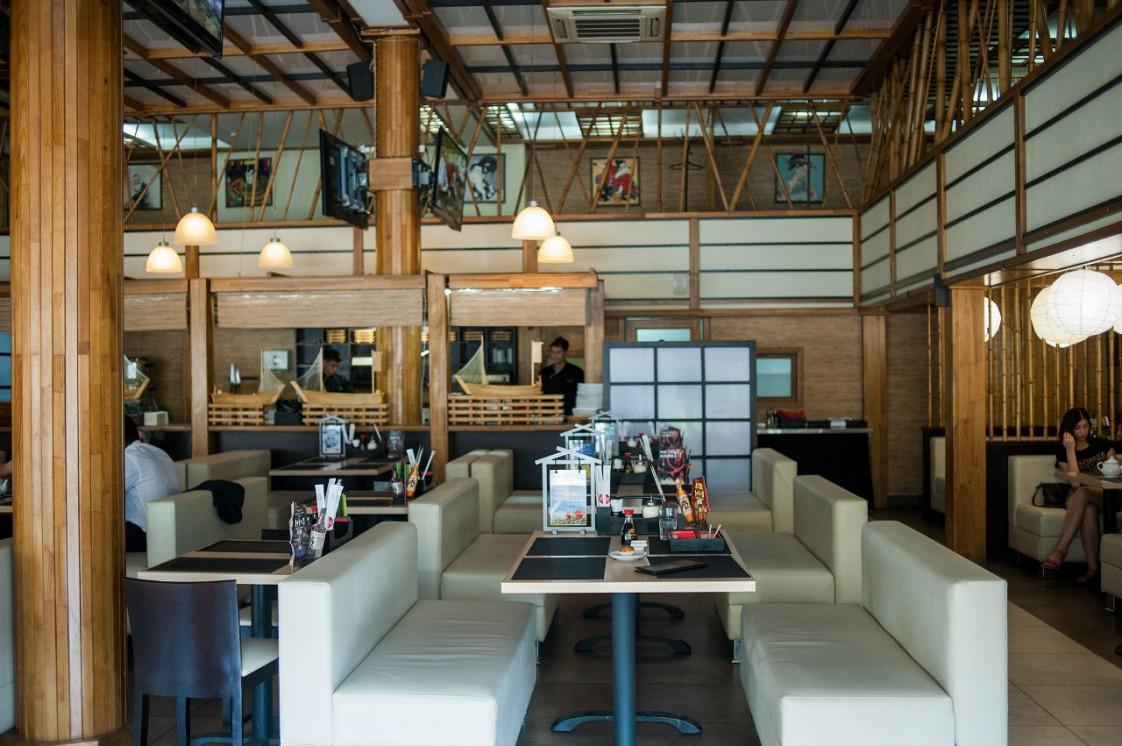 Ресторан Японика - фотография 8