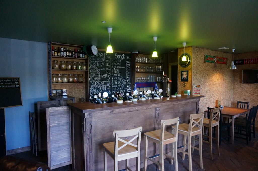 Ресторан Boroda Pub - фотография 1
