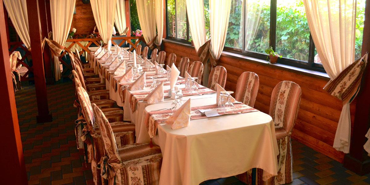 Ресторан У мельника - фотография 1