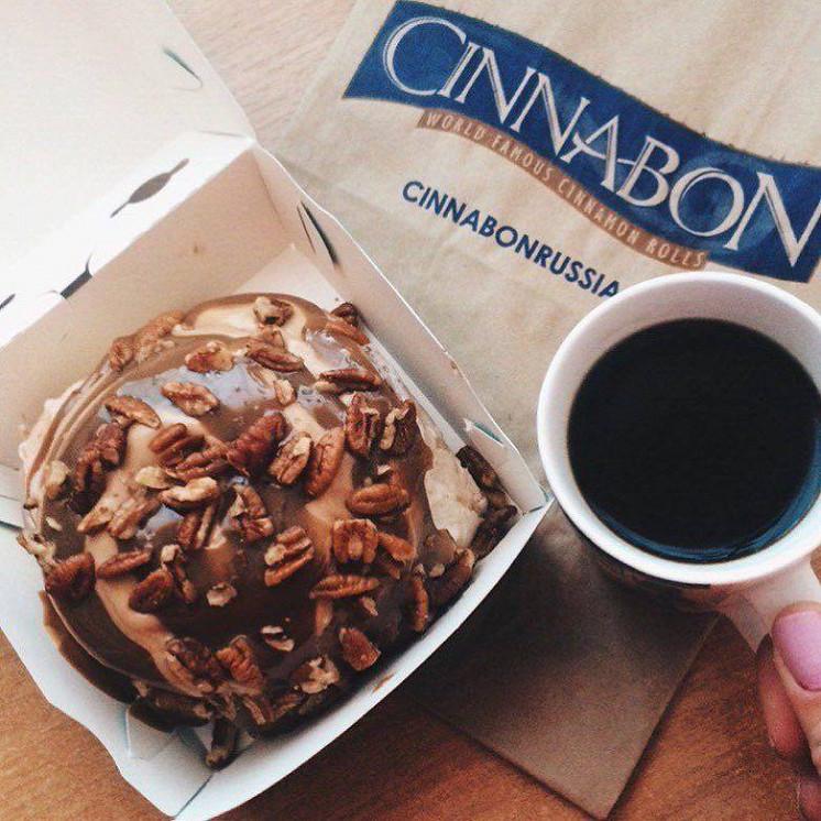Ресторан Cinnabon - фотография 4