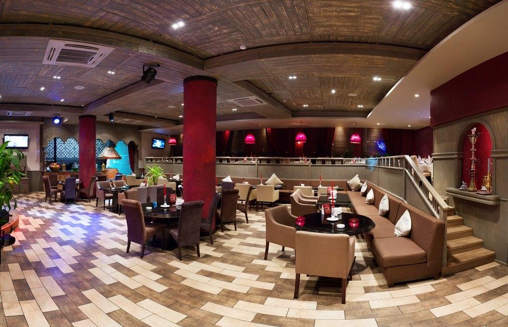 Ресторан Гранатовый сад - фотография 4