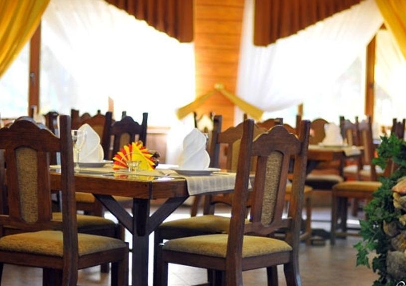 Ресторан Голубая волна - фотография 6