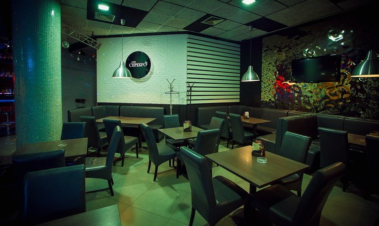 Ресторан Серебро - фотография 11