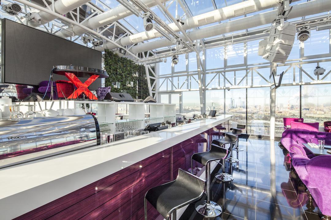 Ресторан Extra Lounge - фотография 2
