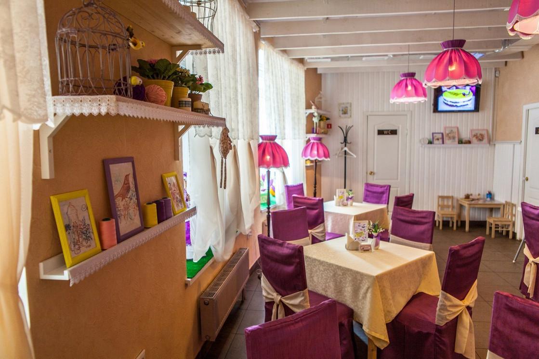 Ресторан Виолет-ажур - фотография 5
