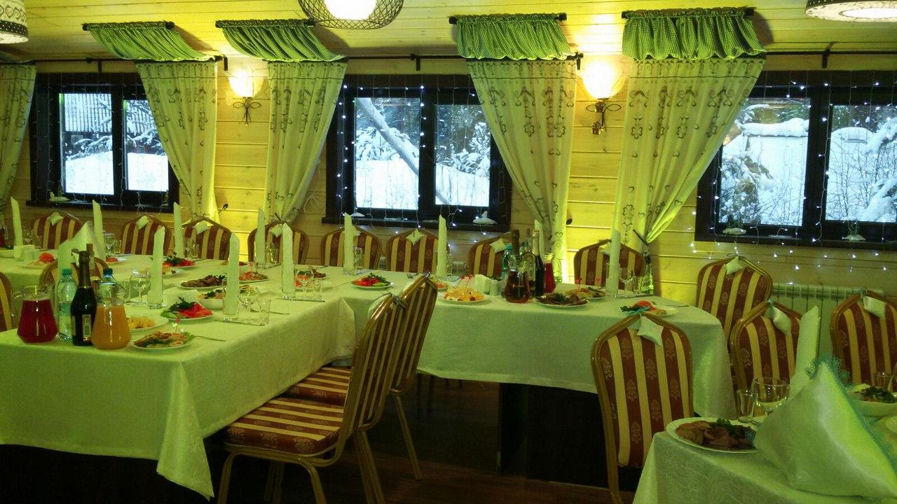 Ресторан Лесная поляна - фотография 10